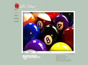 Ofir Cohen - 3D & Animation